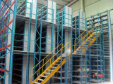 Racking do mezanino para o armazém