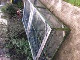 六角形ワイヤー網のGabionのバスケットの網