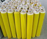 Cinta subterráneo del abrigo del tubo del PE de la anticorrosión del butilo, cinta de embalaje auta-adhesivo del conducto del betún, cinta externa impermeable del polietileno