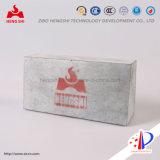 Brique métallisée de carbure de silicium de nitrure du silicium D-6