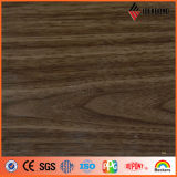 高品質(AE-308)の外部の木アルミニウム合成のパネル