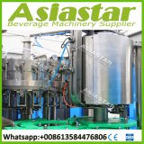 Le ce a aéré le système d'emballage de l'eau carbonatée de machine de remplissage de boissons de bicarbonate de soude
