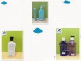 240ml/8ozは液体のためのペットプラスチック口のWahsingの正方形のびんを空ける