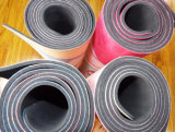 Umweltfreundliche Veloursleder-Yoga-Matte