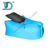 Sofá inflável conveniente ao ar livre do ar do sono do lugar frequentado do Lounger para ao ar livre