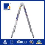 De twee-gezamenlijke Ladder van het Aluminium voor Dagelijks werken