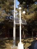 Réverbère solaire de Haochang de modèle neuf tout dans un système intégré