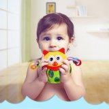 طفلة يجلجل طفلة لعب [بفك] كرة ليّنة ([ه0001265])
