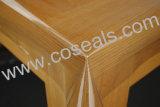 Кристаллический ткань таблицы PVC пластмассы для дома