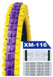 La bicicleta del color 26*2.125 pone un neumático buen Qualtiy