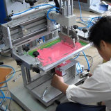 Laptop Keyboard Desktop Desktop Screen Printing Machine