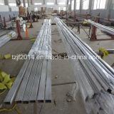 AISI316継ぎ目が無いステンレス製の正方形の鋼鉄管