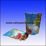 Sacchetto in piedi di imballaggio per alimenti (l)
