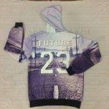 Vêtements occasionnels de Hoodies de l'usure d'hommes dans les vêtements de sport adultes Fw-8752