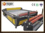 Máquina de estaca de alimentação automática resistente do laser