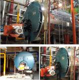 蒸気Boiler - 1-2 Tonnes 10 Bar Gasおよびオイル発射される