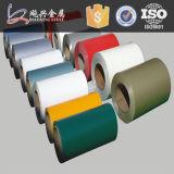 China ASTM strich galvanisiertes Stahlblech im Ring vor