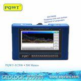 China 500 Meter geophysikalische Geräten-Wasser-Detektor-Lieferanten-
