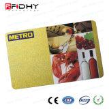 지능적인 Hf RFID Contactless 선물 카드