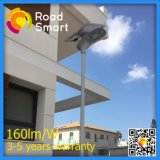 O lúmen elevado IP65 Waterproof a luz psta solar do diodo emissor de luz da escola da rua