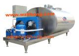 Réservoir de refroidissement du lait d'acier inoxydable (LH-M) pour le lait, jus