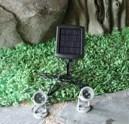 Солнечная водоустойчивая фара H001n-1