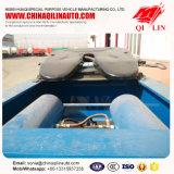 Remorque de chariot d'essieux de double des prix les plus inférieurs de la Chine à vendre