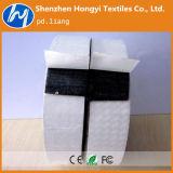 Fita de Velcro da colagem da parte traseira do poliéster de 70% Nylon&30%