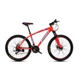 Bicycle Factory 21-Speed Shimano Tourney Alliage d'aluminium Mountain Bike