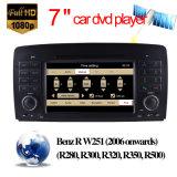 Reprodutor de DVD do carro para o Benz R (w251) /Benz Gl (w463) /Benz Ml (w164) (HL-8824GB) com auto navegação de DVD GPS