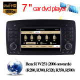 DVD-плеер автомобиля для Benz R (W251) / Benz Gl (W463) / Benz ML (W164) (HL-8824GB) с автоматическим DVD GPS-навигации