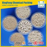 Tamiz molecular natural de la deshidratación 4A del gas
