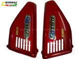 Ww-7602のABSプラスチック、Cg125オートバイの側面カバー、