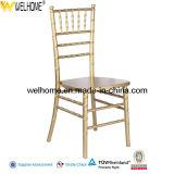 Qualitäts-Buchenholz Chiavari Stuhl an einem konkurrierenden