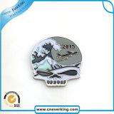 Pin отворотом эмали металла фабрики дешевый