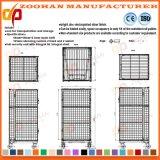 Stapelbarer galvanisierter Stahlspeichersicherheits-Draht-Rollenladeplatten-Behälter (Zhra57)