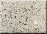 Pietra artificiale del quarzo della decorazione variopinta per materiale da costruzione di superficie solido