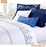 刺繍された羽毛布団/キルトカバー寝具セットの贅沢な範囲