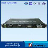 De Levering van de Macht van de Omschakeling van Subrack 1u 220VAC/48VDC 60A/het Systeem van de Gelijkrichter