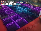 3D Mouth Mirror LED Dance Floor Tile