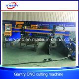 Het Plasma die van de Staalplaat CNC van Nickelclad van de Plaat van het staal De Machine van de Boring snijden Beveling