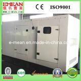 100kw/125kVA無声タービン電気ディーゼル発電機セット