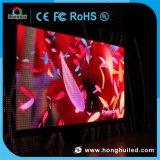 HD P3.91 P4.81段階の賃借のための屋内LED表示パネル