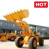 Quarry Usingのための5ton Stone Bucket Loader
