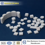 Chemshun Alumina Wear - Liner resistente Pieces para Pulley Lagging Ceramics