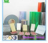Pellicola rigida del PVC del grado farmaceutico; Pellicola del pacchetto di bolla del PVC
