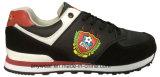 Espadrilles de cuir de club de chaussures d'hommes de chaussures de sports sportifs (815-6897)