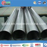 201 202 310 Grado Tubo de acero inoxidable de gran diámetro