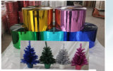 Glanz Glod und verschiedene Farbe metallisierter Haustier-thermischer lamellierender Film