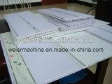 Máquina de placa de teto de PVC para decoração interior